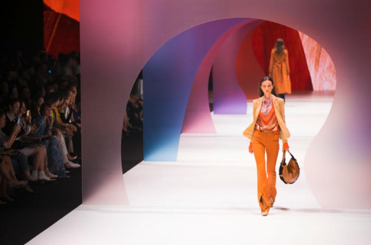 Patrice Lesot Du carnet de croquis au Défilé haute couture