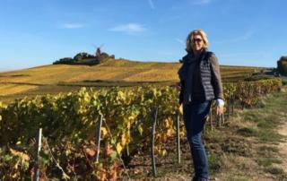 Karine Bricout : La terre et le vin, passionnément