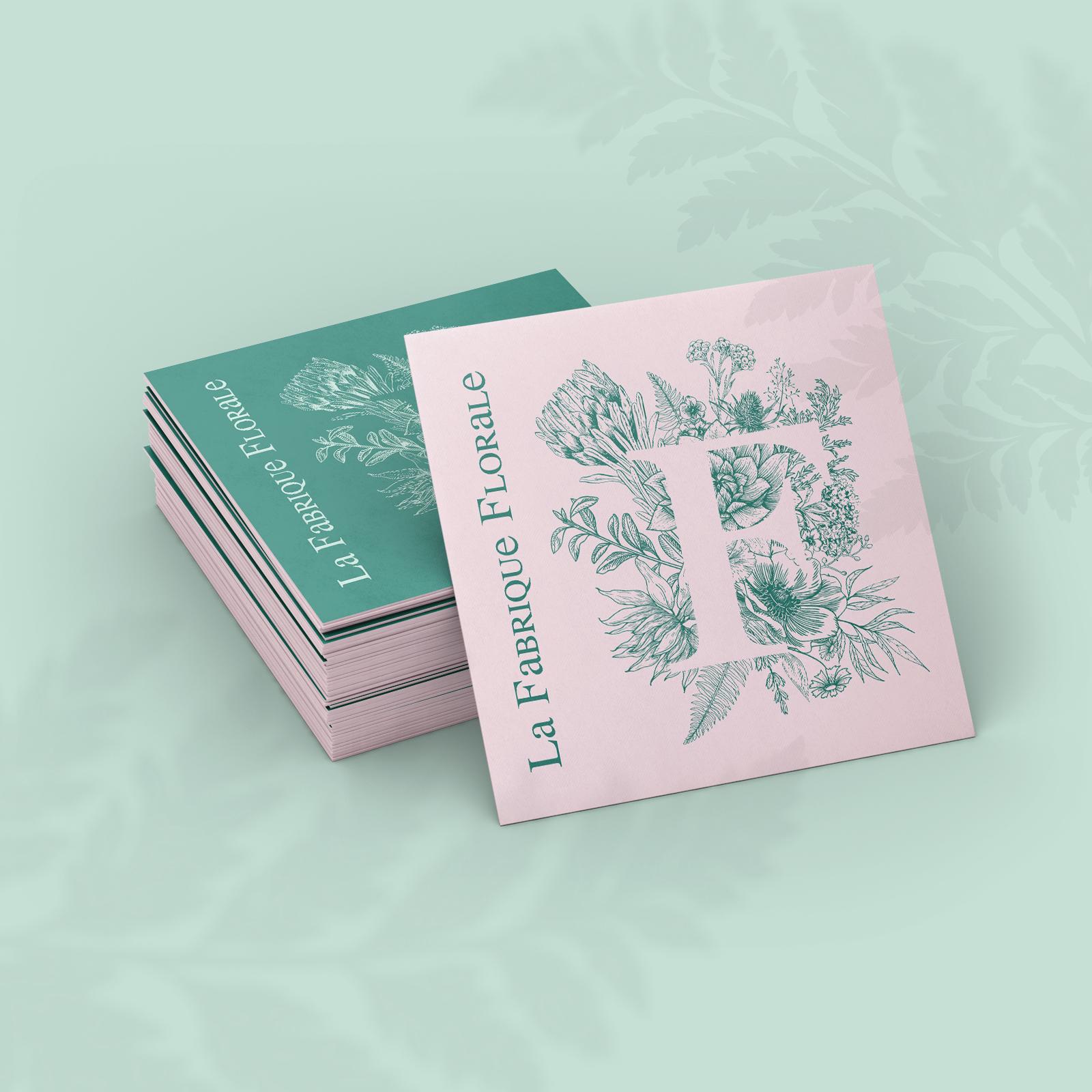 La Fabrique Florale par Stéphanie Pierrat