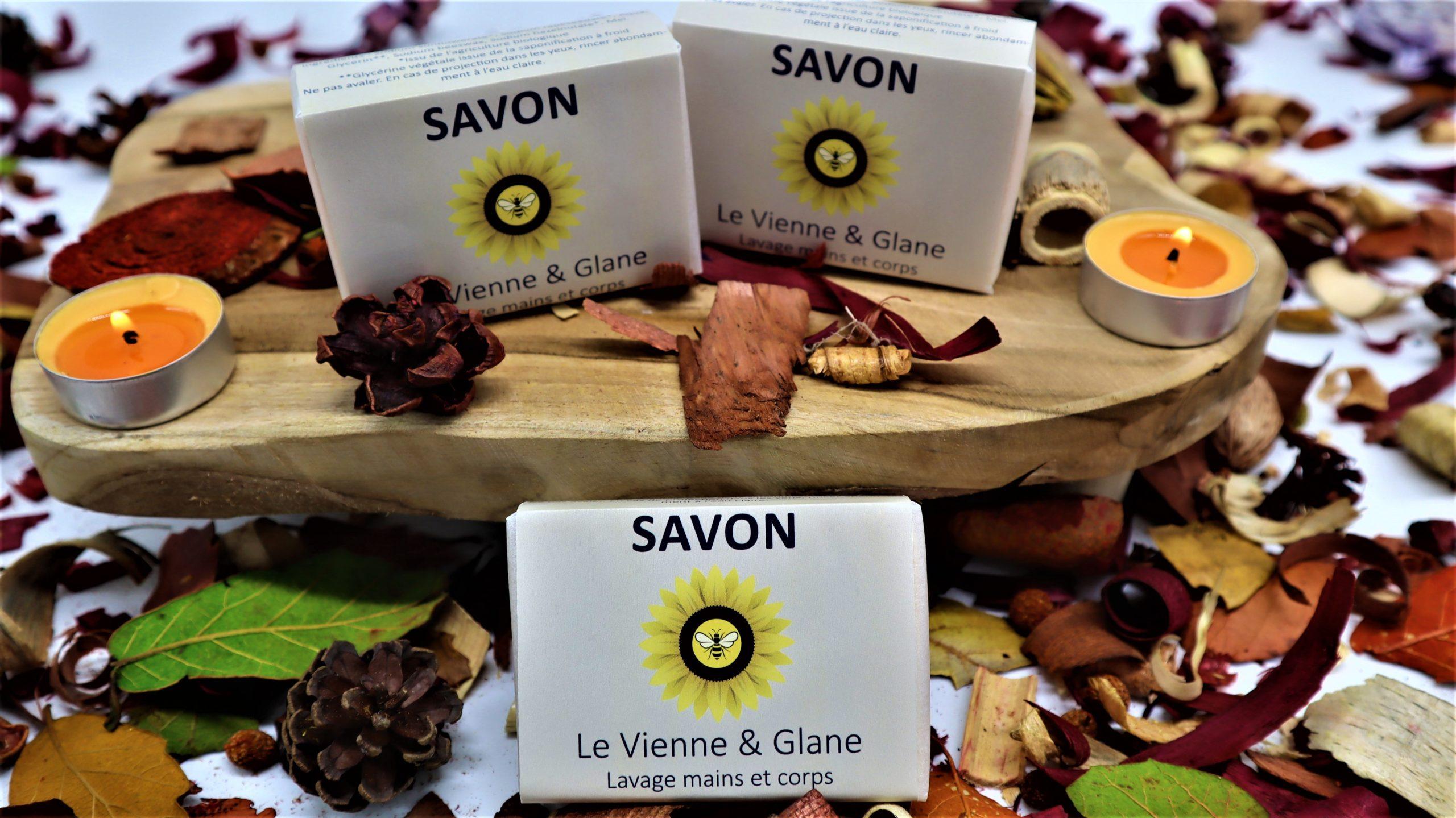 Le Monde D'Eva : Savon vienne et Glane